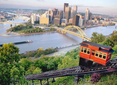 36 hours in Pittsburgh