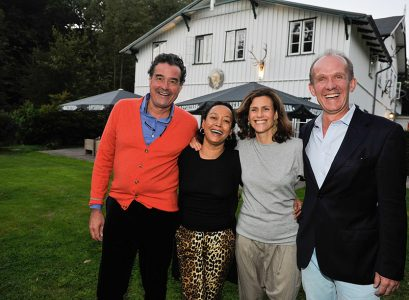FORSTHAUS FRIEDRICHSRUH – Opening-Party
