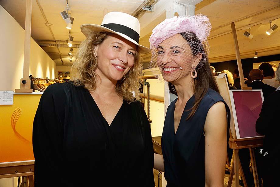 """Benefiz-Abend """"Summertime"""" Kunst-Auktion für die Hiege-Stiftung gegen Hautkrebs in Hamburg am 06.Mai 2015"""