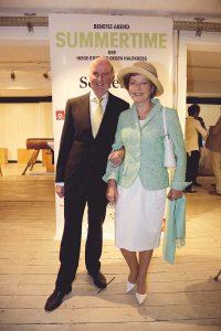 Dr. Wolfgang Hiege  und Astrid Hiege