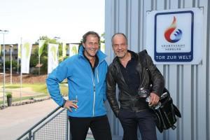 """""""Golf Lounge""""-Gründer Peter Merck und Marek Erhardt – Golf verbindet!"""
