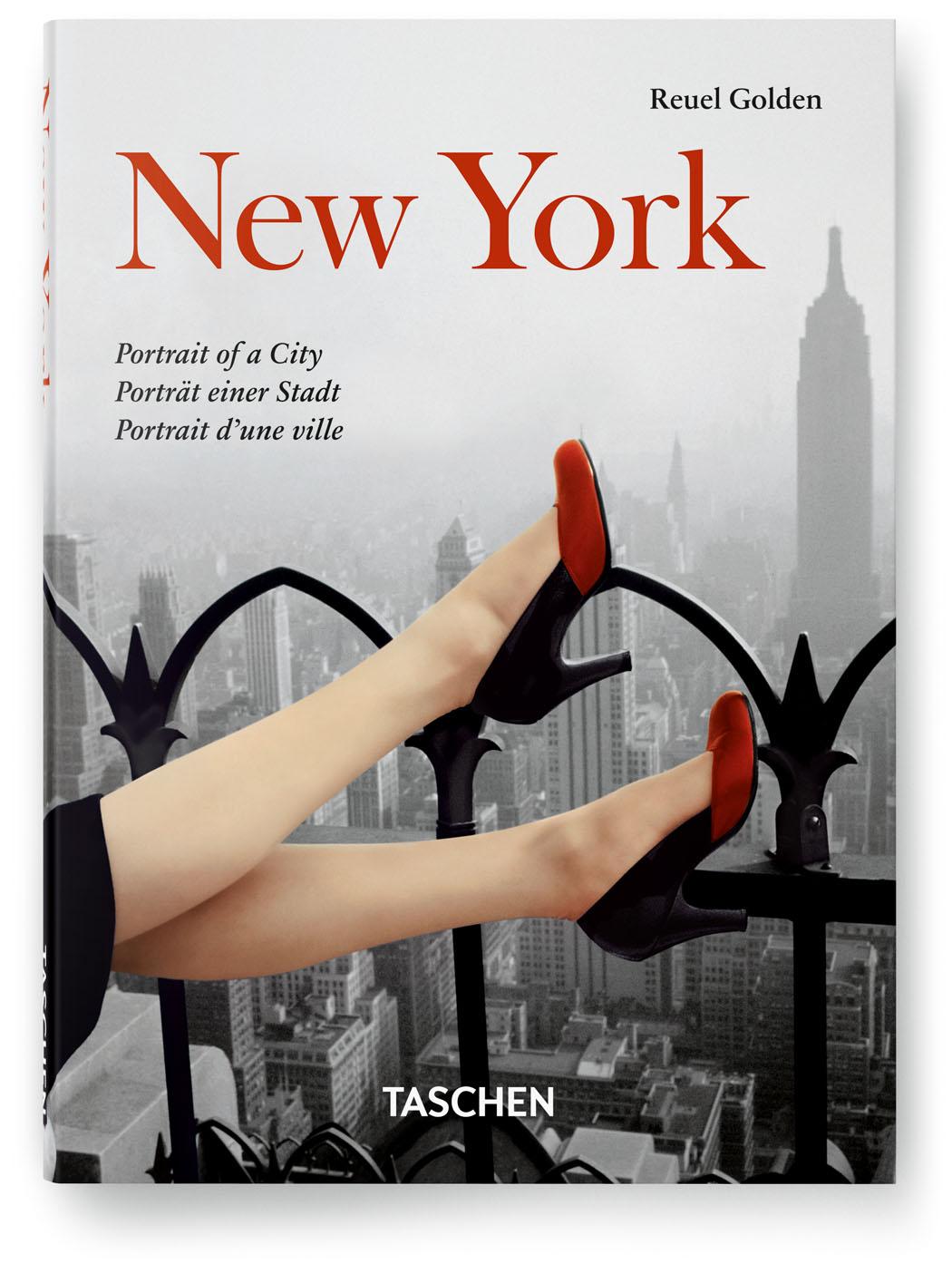 """New York - Portrait of a City"", Reuel Golden, TASCHEN"
