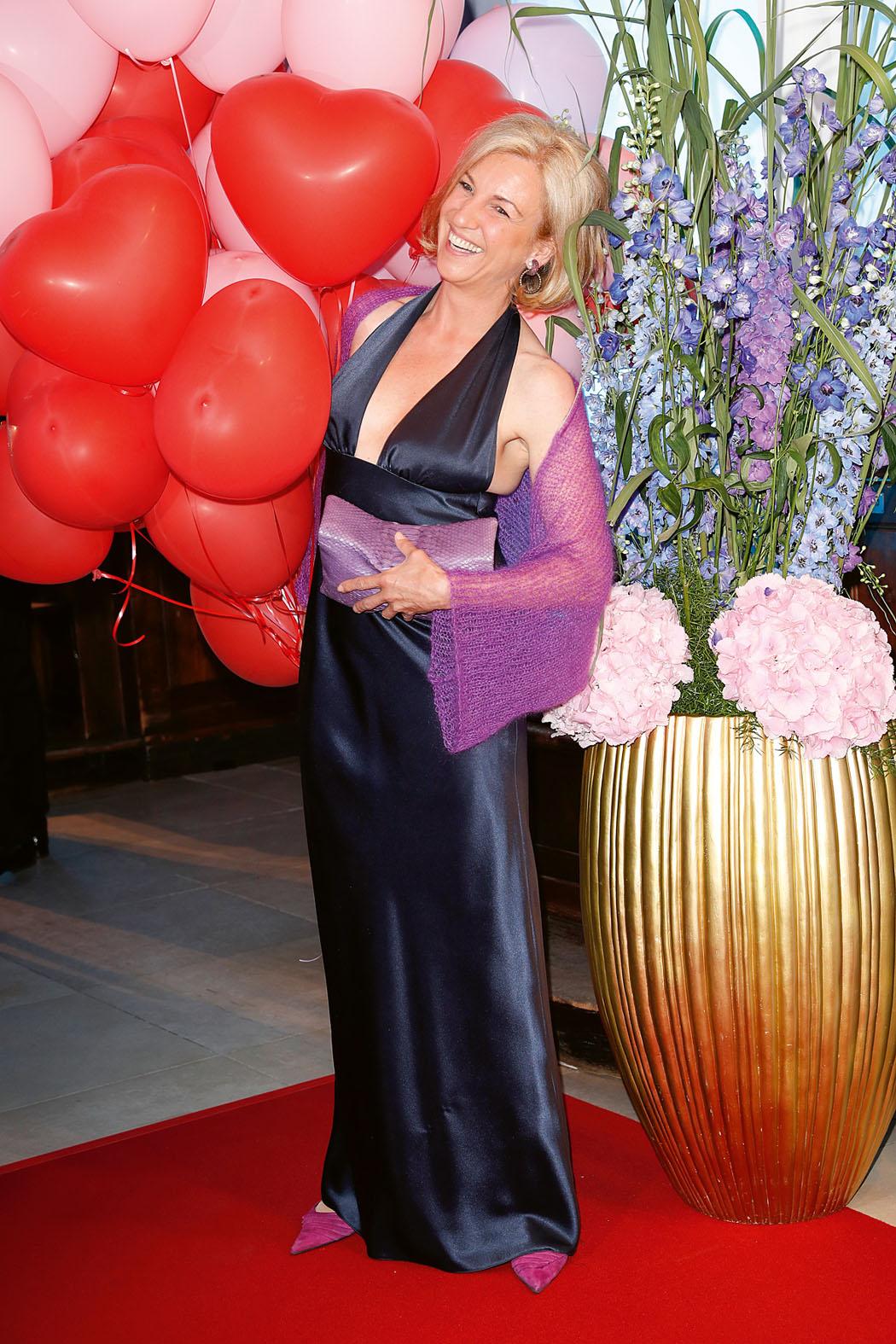 'Das Herz im Zentrum' Charity Gala In Hamburg