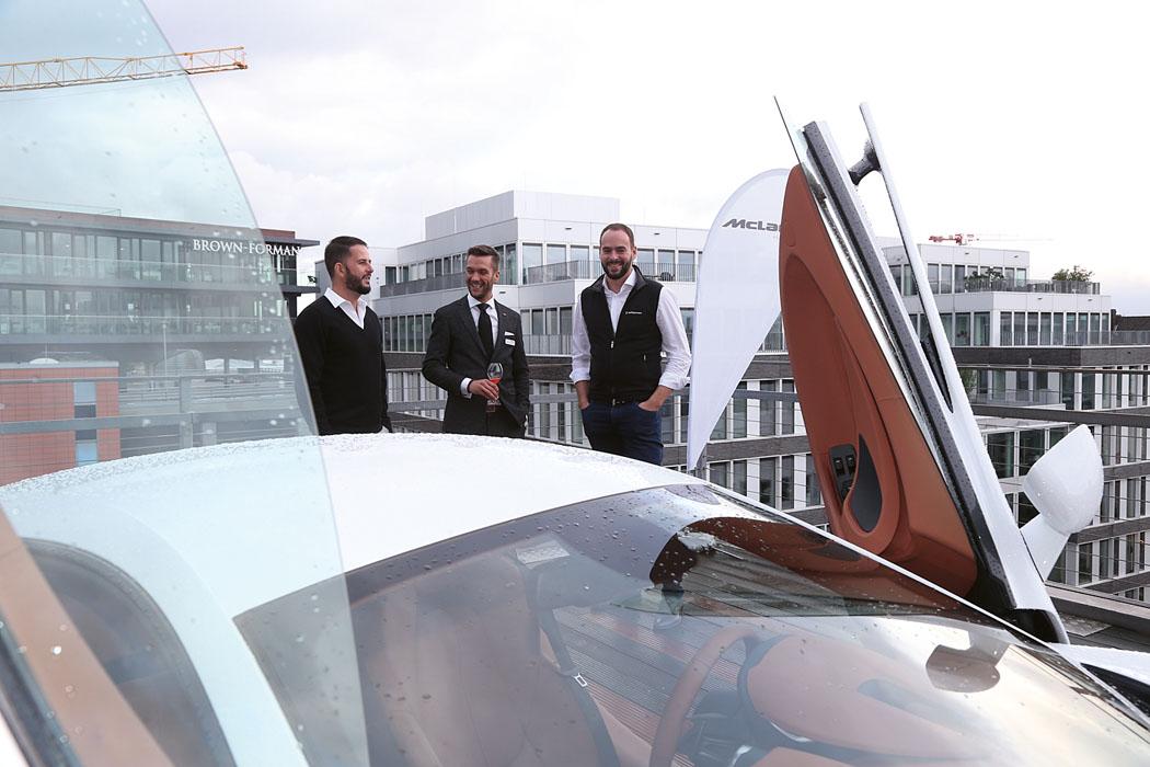 McLaren Hamburg