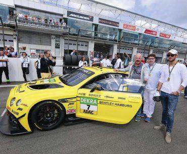 Motorsports / ADAC GT Masters, 5. Event 2016, Nürburgring, GER