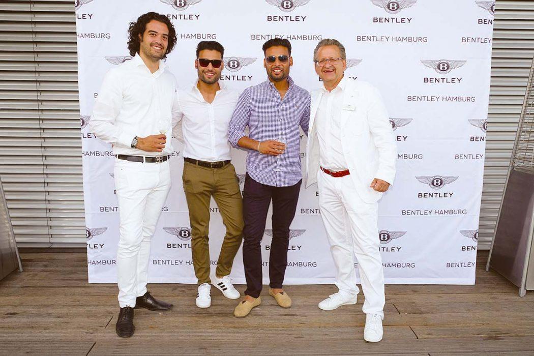 Gregory Düdden, Gebrüde Sunny und Ray Singh, Ronald Ludwig
