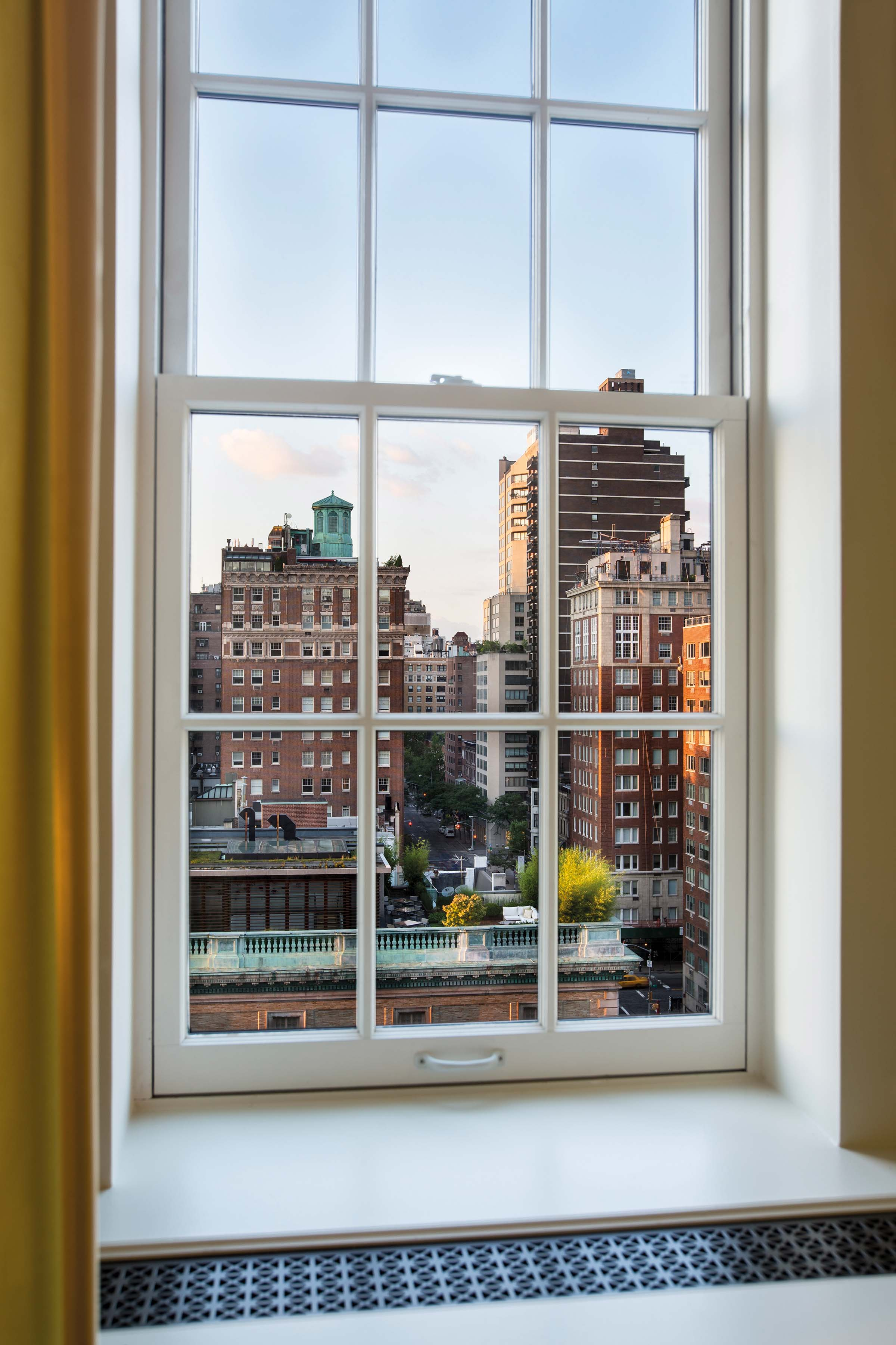 The Mark Hotel – New York View