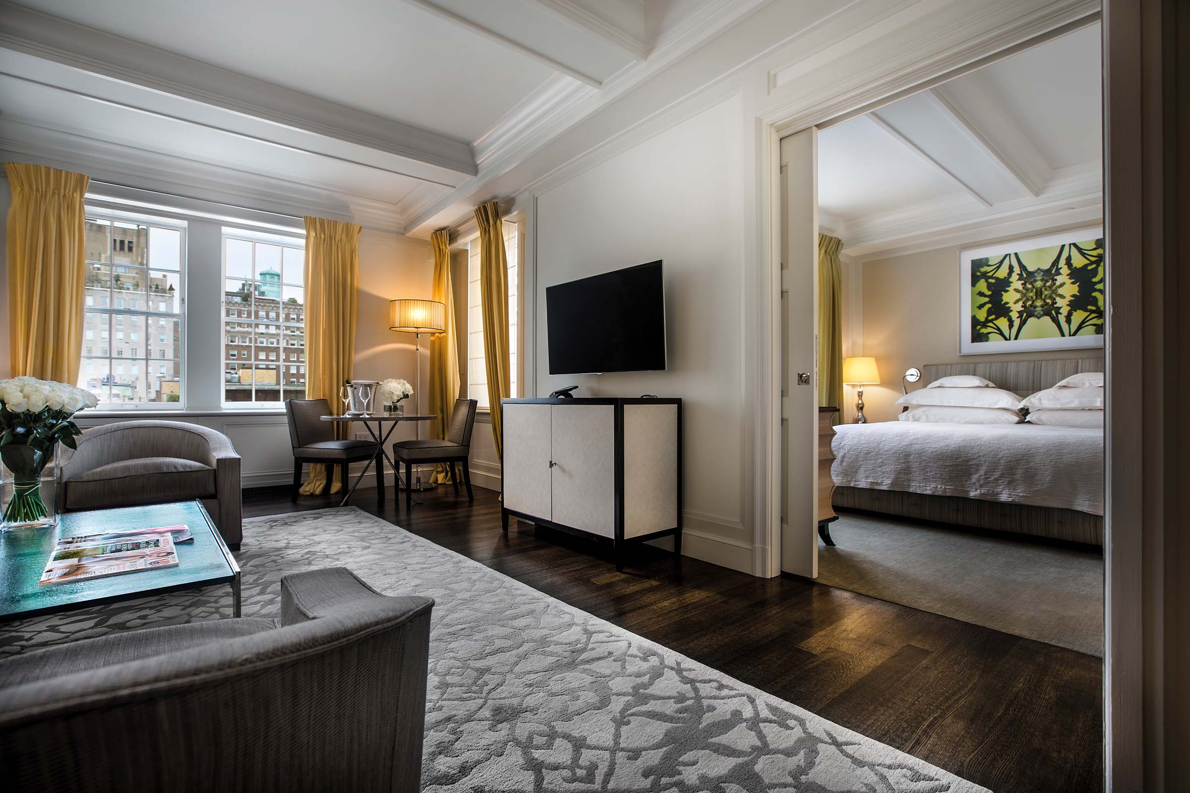 The Mark Hotel – Suite