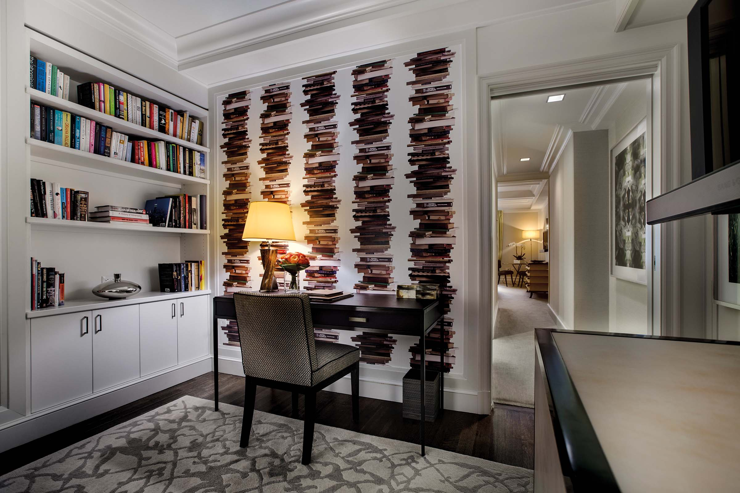 The Mark Hotel – Suite Writing Area