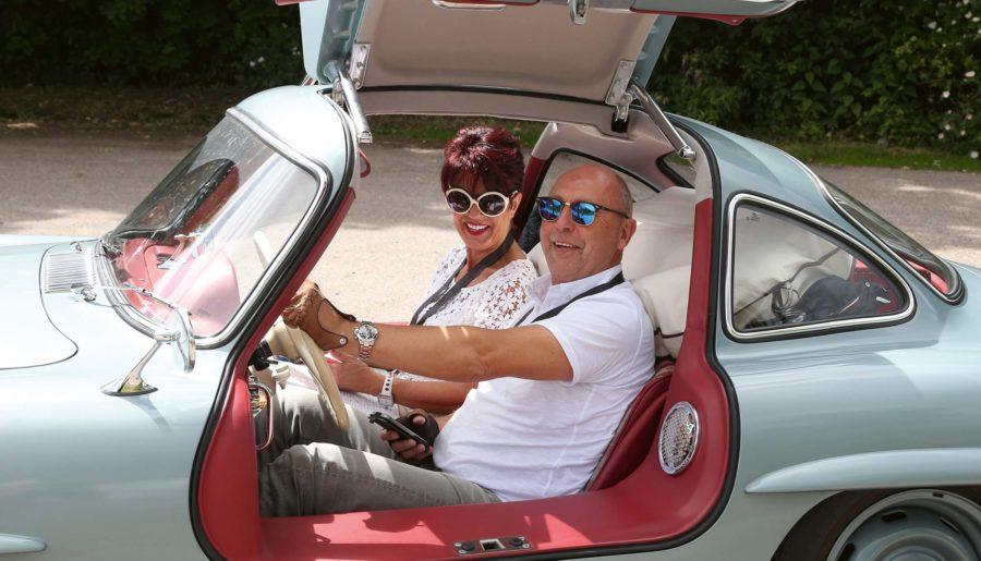 4. Bentley Hamburg »Car Classics Rallye«
