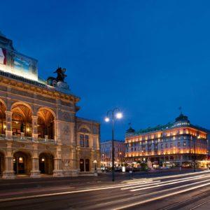 Hotel Bristol – 5-Sterne-Luxus in Wien