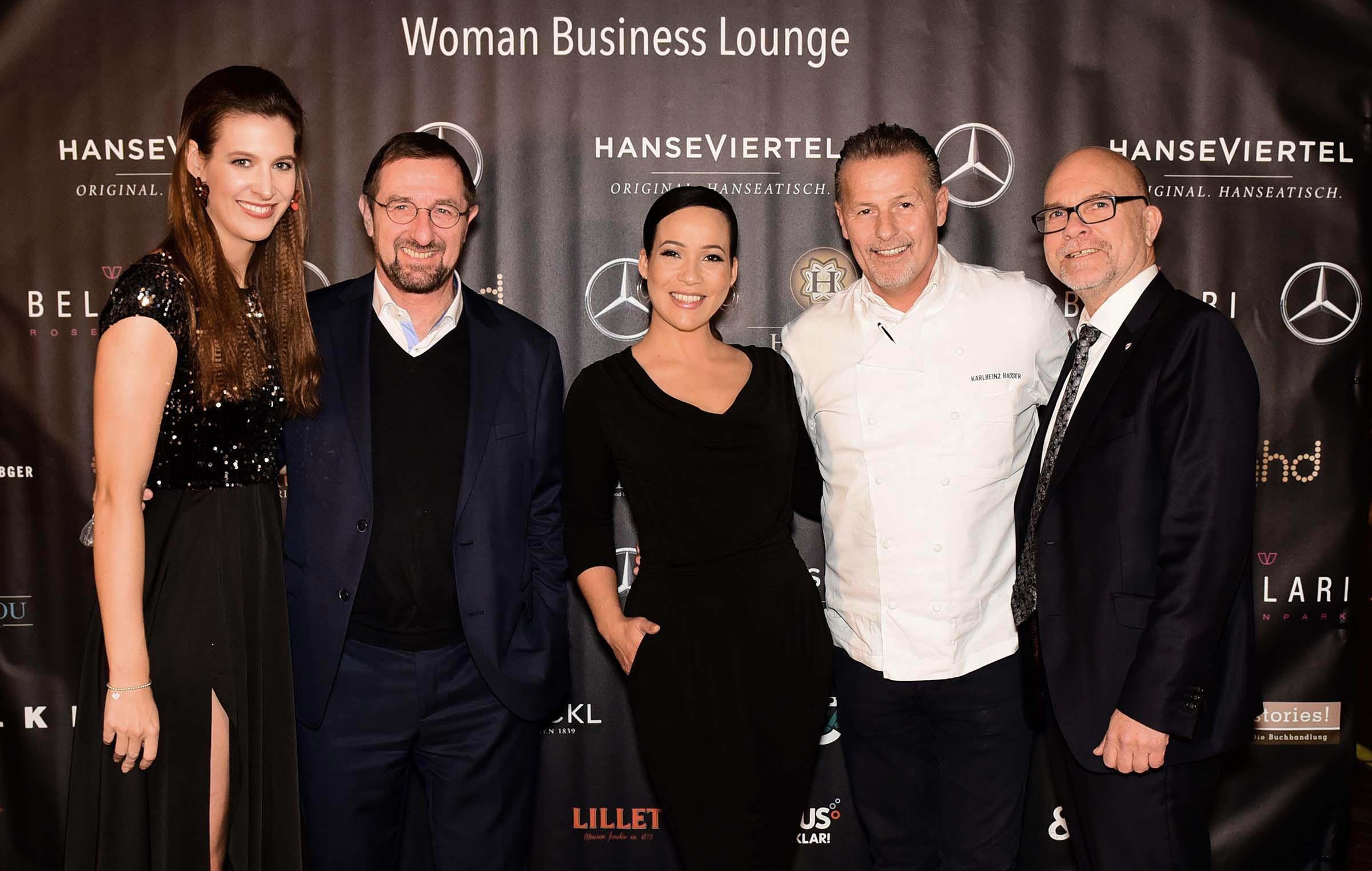 16. Woman Business Lounge im HanseViertel