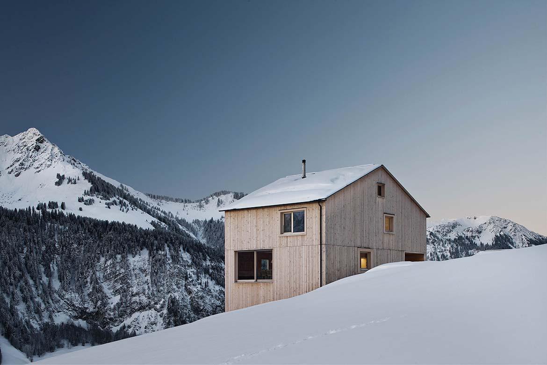 Traumhäuser in den Alpen – Alexander Hosch