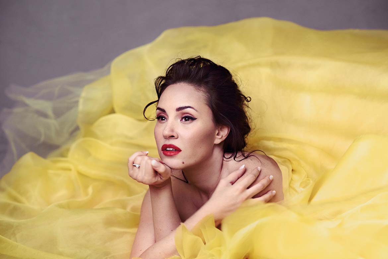 Star-Sopranistin Sonya Yoncheva singt Verdi