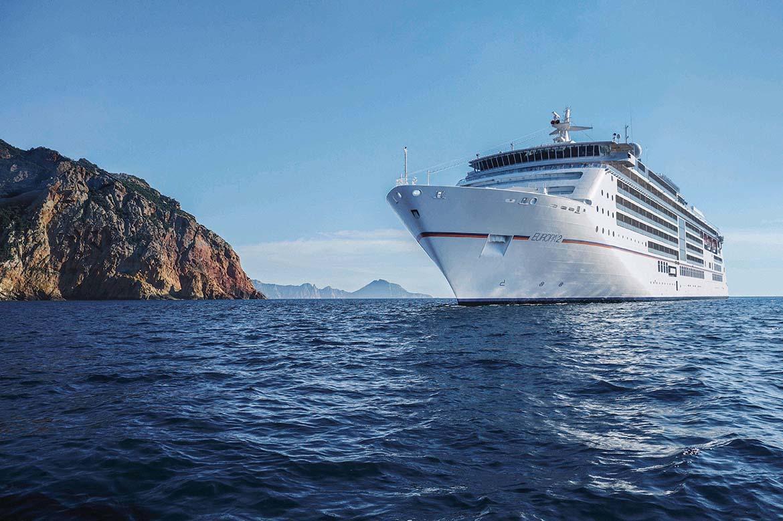 MS Europa von Hapag-Lloyd Cruises setzt neue Maßstäbe