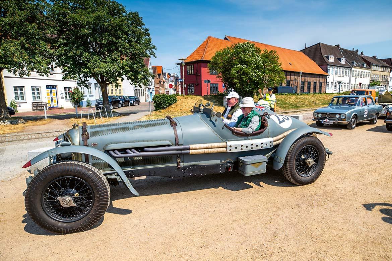 5. Bentley Hamburg Car Classics
