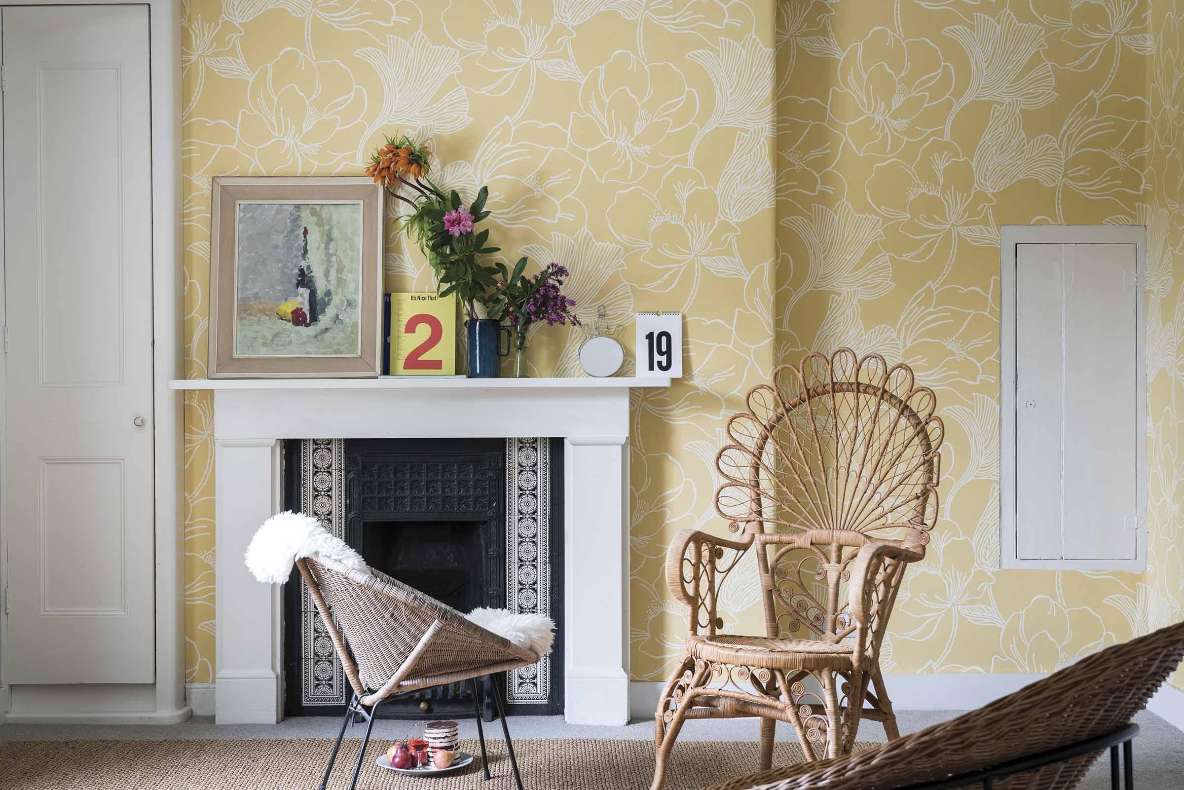 Tapeten von Farrow & Ball: Besonderer Wandschmuck in höchster Qualität