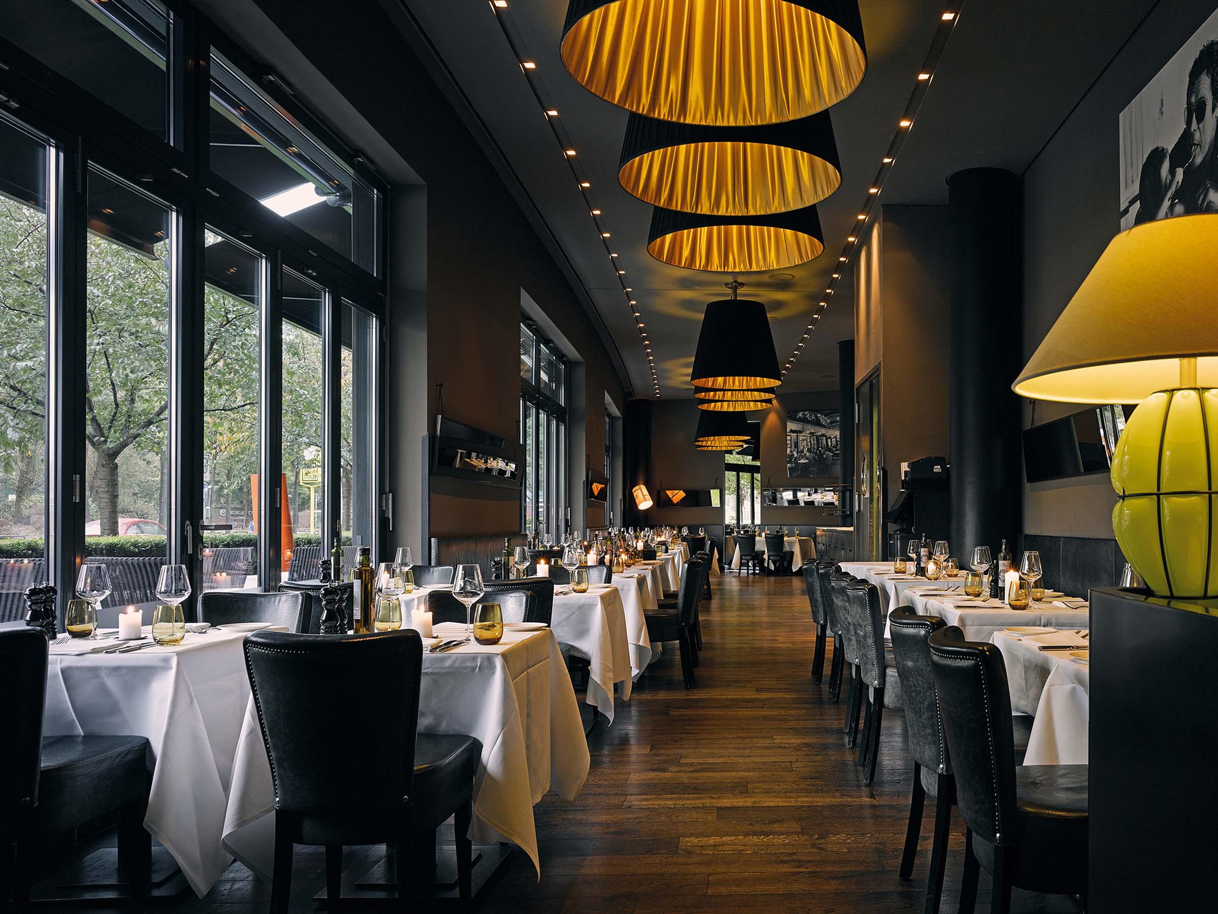 Einen Hauch von London The George Hotel Hamburg