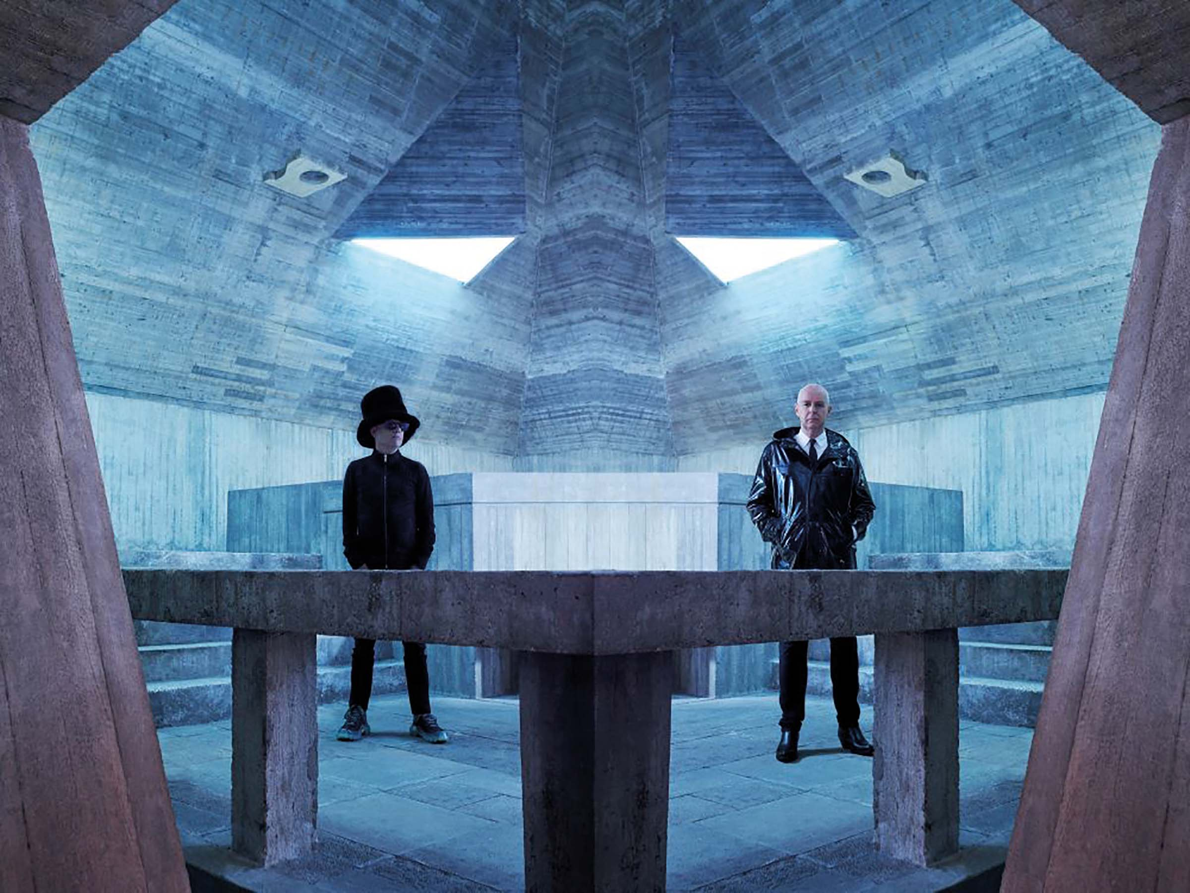 »hotspot« | Das neue Album Pet Shop Boys